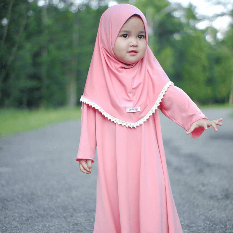 Gamis Daily Lace